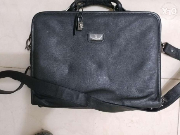 Wanlima original lethear laptop bag used only 2 to 3 times