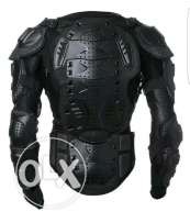 Motorcycle full body armor