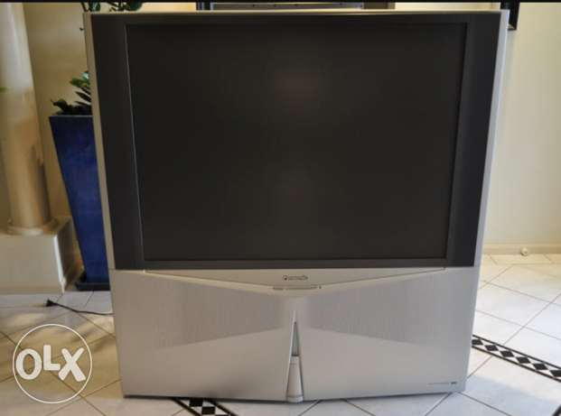 Panasonic big screen tv is sale for very cheap rate