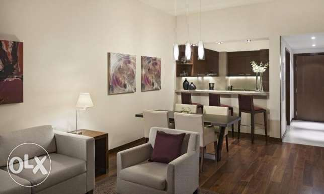 Modern 1 & 2 bedroom furnished flat near Shaab and sharq