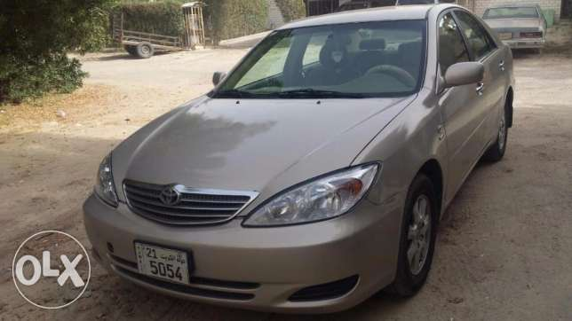 Argent sale Toyota camry