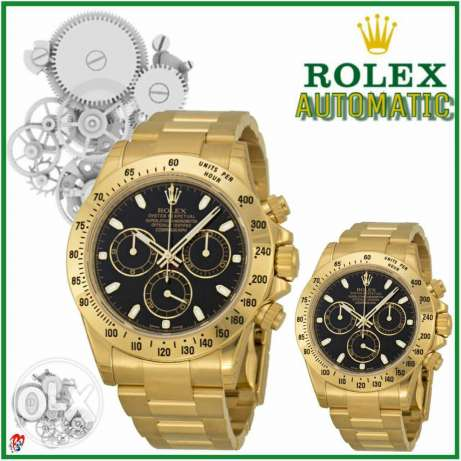 Rolex Watches Pair