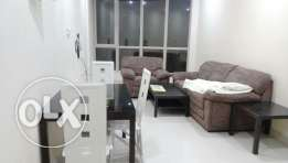 Brand new one bedroom fully furnished flat close to Gulf road