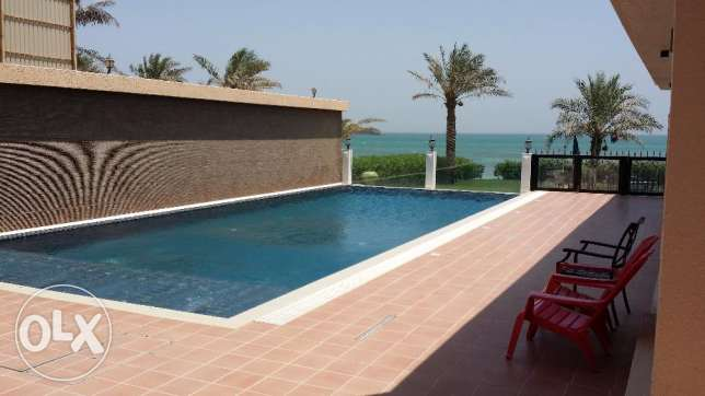 3 Bedroom - Villa Apartment on the sea side with pool