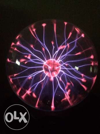 Plasma Ball Light - Touch/Sound/Music Sensitive