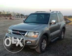 Pajero sports 2001 4 sale