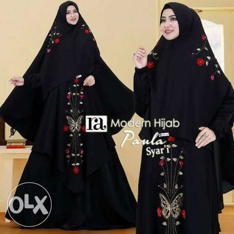 woman muslim cloth