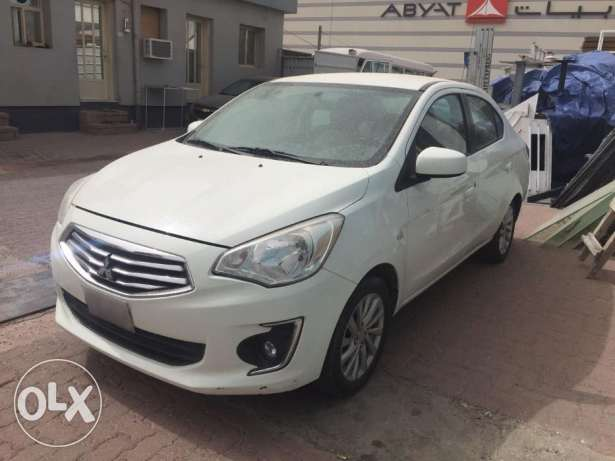 Mitsubishi Attrage 2014 - FOR SALE