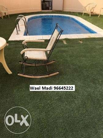 Very beautiful stand alone villa 2 floors with swimming pool and garde