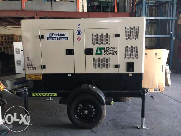 Diesel Generators and spare parts Perkins 9-2500 kva
