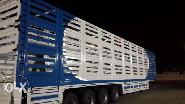 new najma trailers for sale at lowest price in UAE