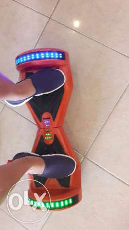 Hover board (the later, the more expensive- for quick sale or charity)