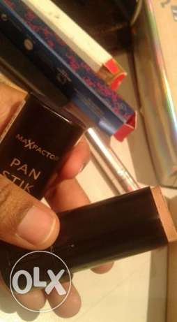 New Max Factor panstick