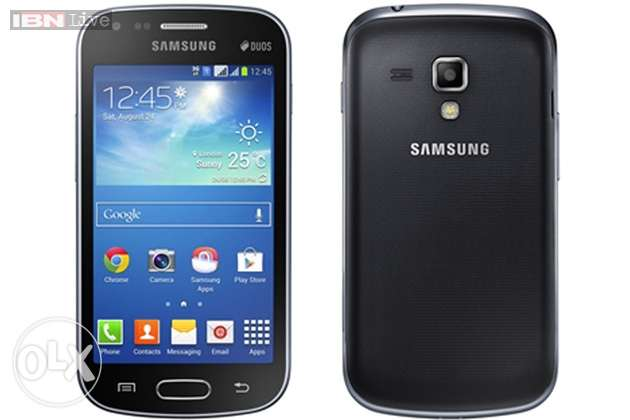 Samsung galaxy dous good condition...