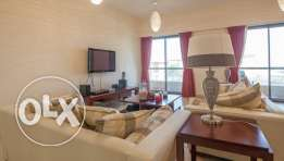 Fully furnished serviced apartment with great sea view - 2 bedroom