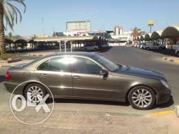Mercedes E280 Full Options 69,000km Very Clean!