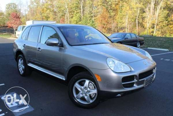 Fairly Used 2004 Porsche Cayenne For Sale