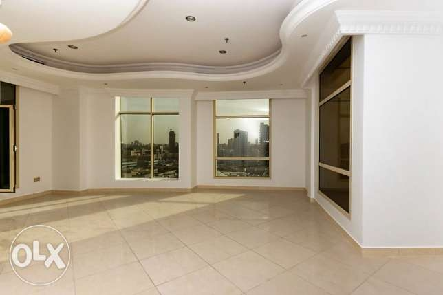 Very nice big flat for rent in salmiya sea view