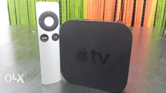 Apple TV 3rd generation ابل تي في