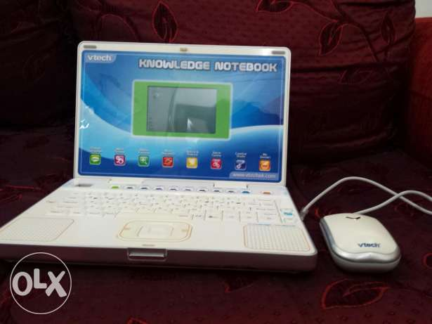 VTECH Knowledge Notebook