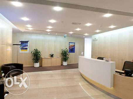 Kuwait Office Spaces