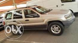 JEEP Grand Cherokee for seel