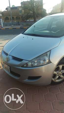 Mitsubishi GRANDIS 3 set car for sale original paint silver colour
