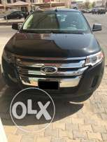 FORD EDGE Black 2013