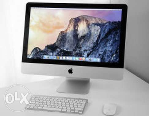 Apple iMac All in One computer (21.5-inch) for sale
