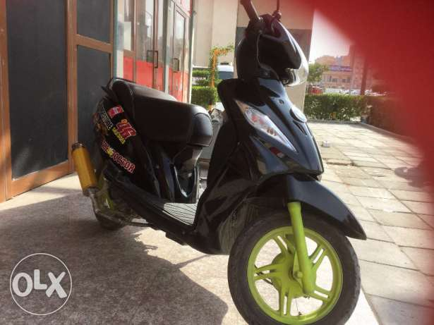 Scooter مهبولة -  4