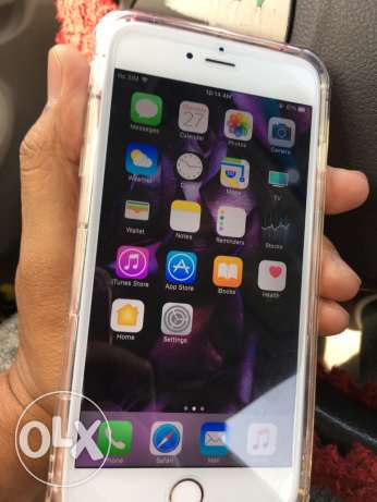 IPhone 6s Plus rose gold full fresh