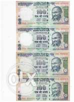 Very Lucky and Fancy Serial numbers of Indian Currency