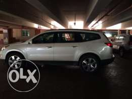 Chevrolet Traverse LT (2012 model) for SALE Only 55,000 driven