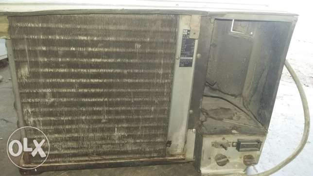 General window Ac 2 Ton