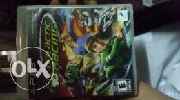 Ps3 game ben 10 racing