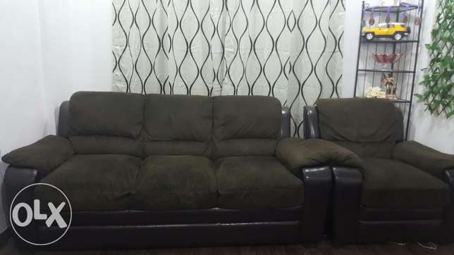 Sofa set - from IKEA , price is negotiable