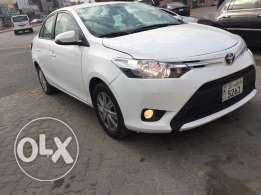 Toyota Yaris 2014 Full Option