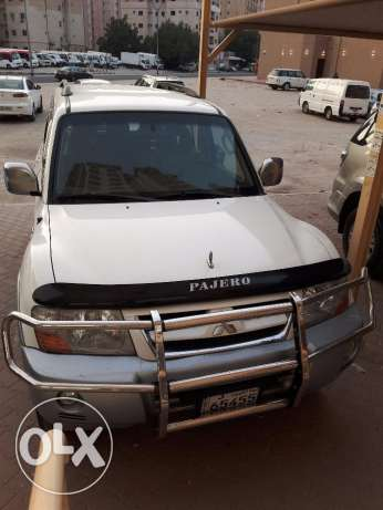 2007 Mitsubishi Pajero for sale in excellent condition