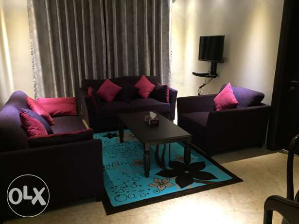 fully furnished apartment for rent. مهبولة -  1