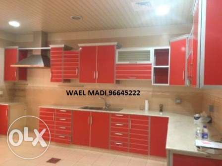 Very beautiful 4 bedrooms luxury finish apartment in Mangaf