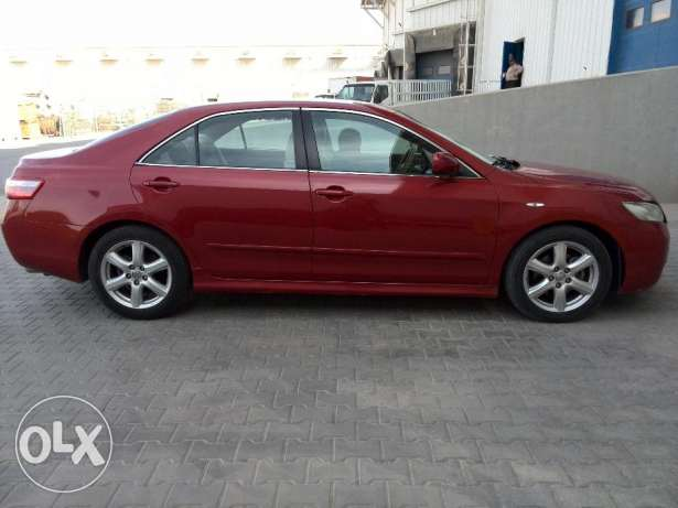 Toyota Camry Red for sale