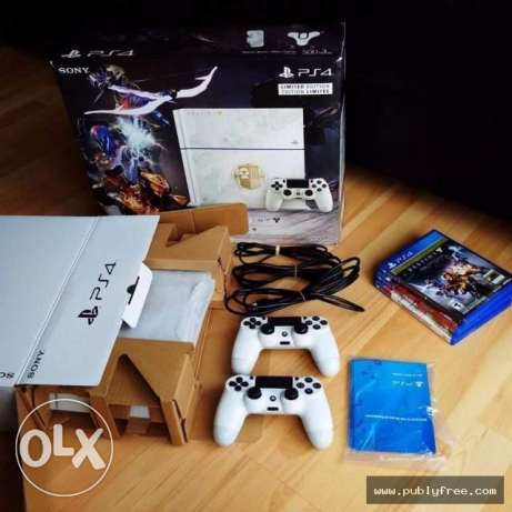 Am selling a brand new ps4 from USA