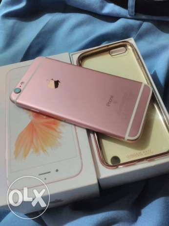 iphone 6s 64gb rosegold original