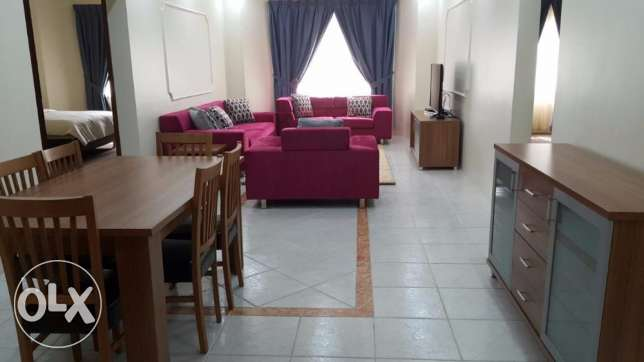 Fully furnished 3 bedroom apartment in Salwa سلوى -  5