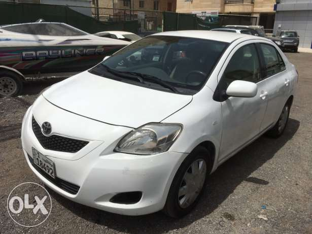 TOYOTA. YARIS. 2010. forsale