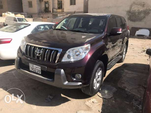 Toyota prado TXL 2013 for SALE 6900kd