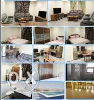 Brand new & modern 1 BR furnished Apartments at SALWA