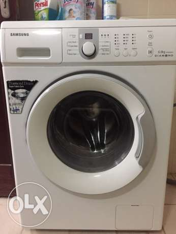 Washing Machine from Samsung