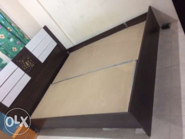 Bed for sale, size: 220*210