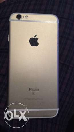 iPhone 6s 64GB 4 months